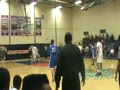 Eli Cain block vs West Tech