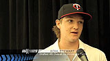 St Pius, TX - Kohl Stewart MLB Draft Feature