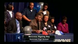 Signing Day 2014 - Lorenzo Carter Announcements