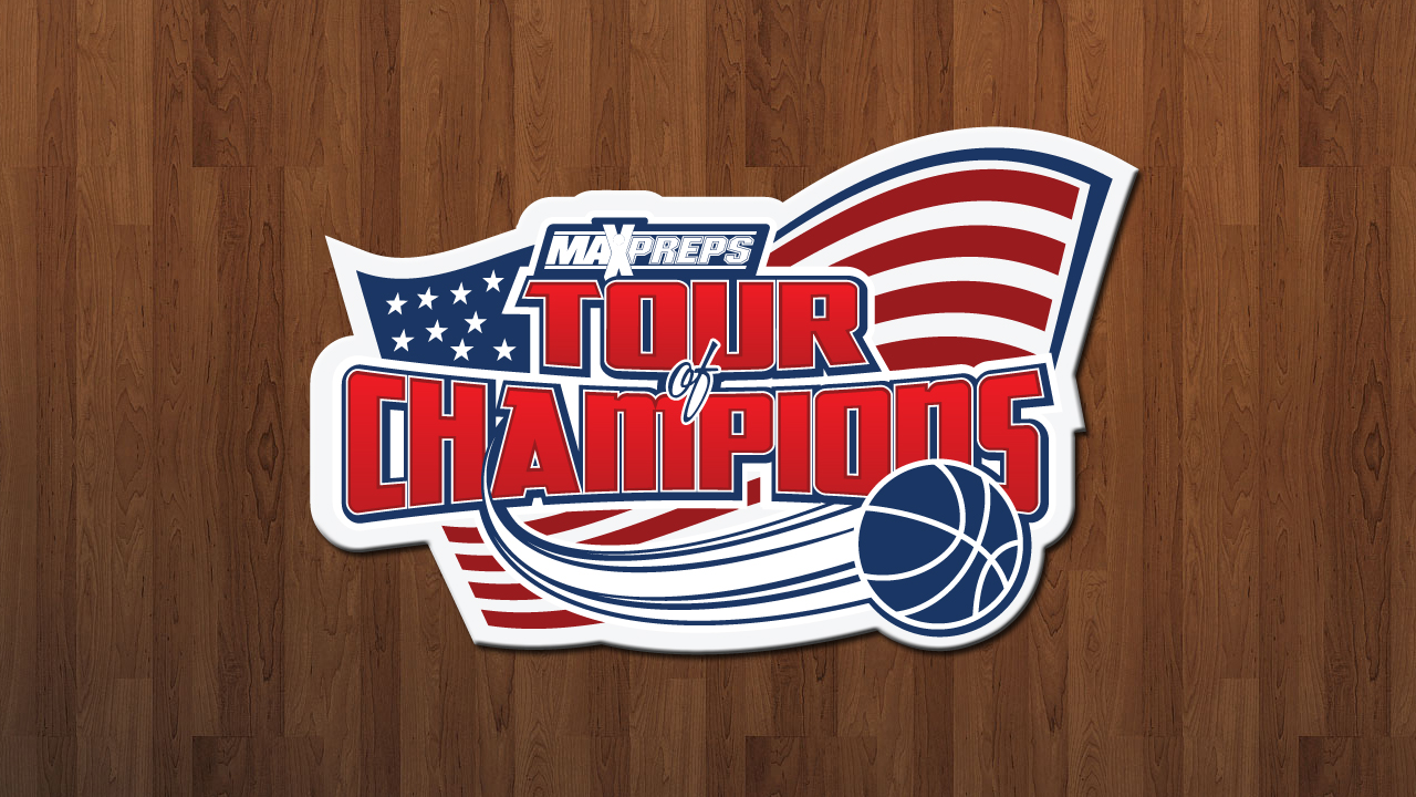 Tour of Champions - Basketball 2013-14