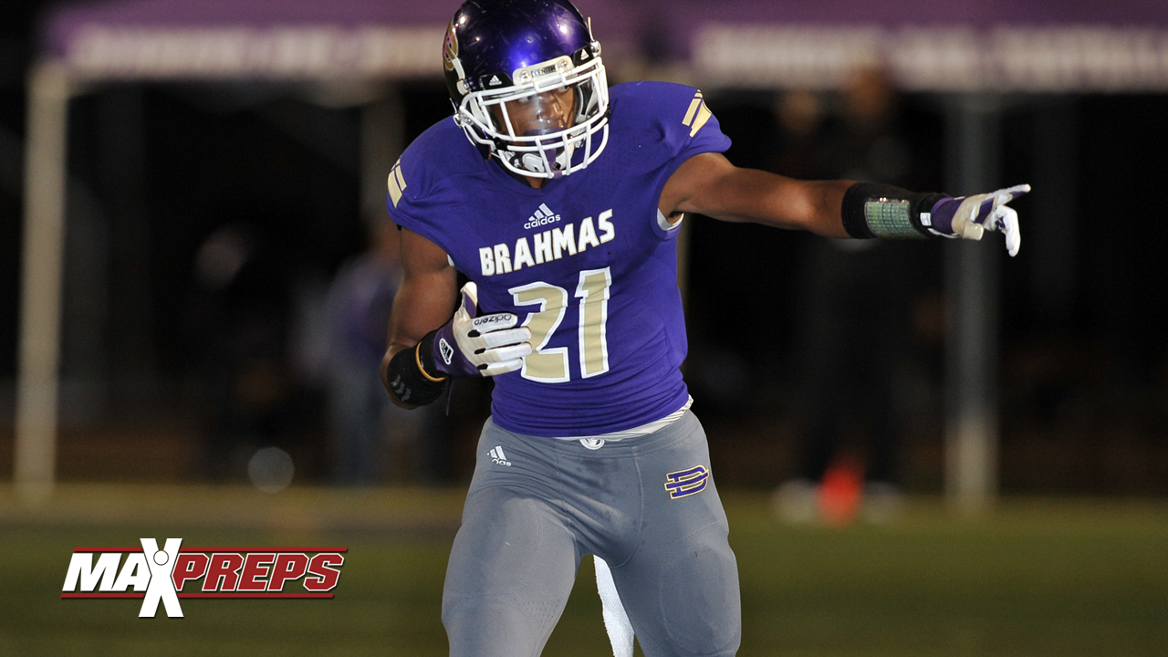 Cordell Broadus - Bishop Gorman (NV)
