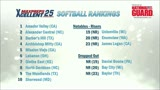 Final Stretch - Xcellent 25 Softball Rankings