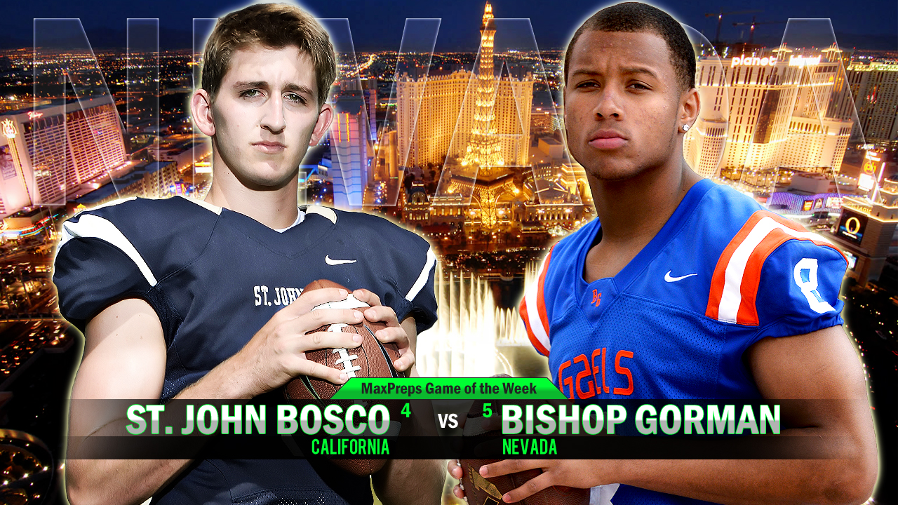 FNL- Bishop Gorman (NV) vs St. John Bosco (CA)